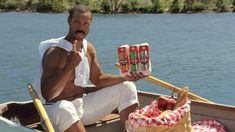 Use Old Spice Body Wash and get ready for a manly moustache surprise. Join us on Facebook - http://www.facebook.com/OldSpice