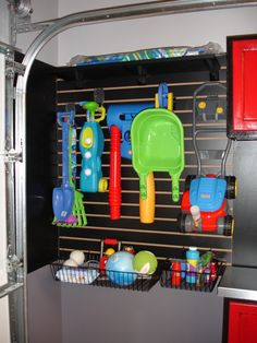 loved that the kids have a sophisticated and functional section