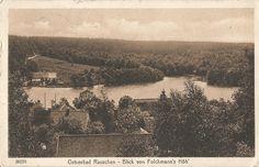 Ostseebad Rauschen, Ostpreussen, Blick von Folchmanns Höh, alte Ak von 1920