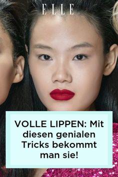 Um schöne, volle Lippen zu bekommen, probiert man viel. Mit diesen Tricks erhält man ein Ergebnis wie nach einer Beauty-Behandlung!