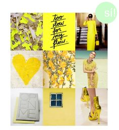 Inspiracion, pantone, colores, amarillo, yellow, http://sialsiquiero.wordpress.com/