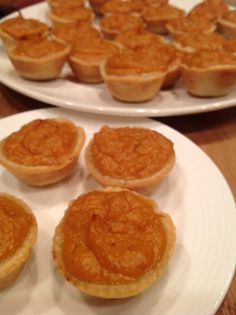 Thesebite sized sweet potato pies satisfy my craving for sweet potato pie in a healthy way. At 78 calories each I don'... Sweet Potato Cupcakes, Sweet Potatoe Bites, Sweet Potato Recipes, Potato Bites, Cupcake Pan Recipes, Mini Cupcake Pan, Pie Recipes, Delicious Recipes, Potato Recipe For Toddler