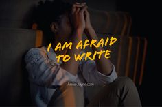 Recently I have been feeling afraid to write. I have taken some steps to grow my writing. I joined Brett Harris and Jacquelle Crowe's Young Writers Workshop for lessons on writing and a commu… Writer Workshop, Start Writing, Think Of Me, I Win, I Decided, I Am Scared, I Tried, Get Over It, Mind Blown