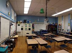 My Journey to 5th Grade: Clutter-Free Classroom
