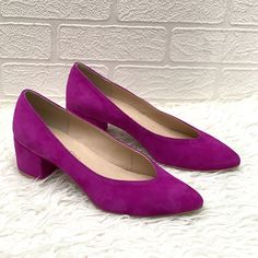 Leather Shoes, Kitten Heels, Pumps, Shopping, Women, Fashion, Leather Dress Shoes, Moda, Leather Boots
