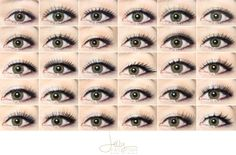 About False Eyelashes คลังขนตาปลอมของเรา ^_^ Body Makeup, Eye Makeup, Hair Makeup, Makeup Tips, Beauty Makeup, Hair Beauty, Makeup Trends, Makeup Ideas, Eyelash Serum