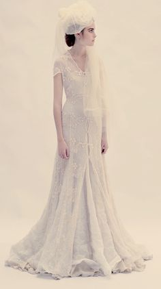 wedding gown / cortana