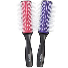 Silicone 9-Row Styling Brush -- This is an Amazon Affiliate link. Check out the image by visiting the link.