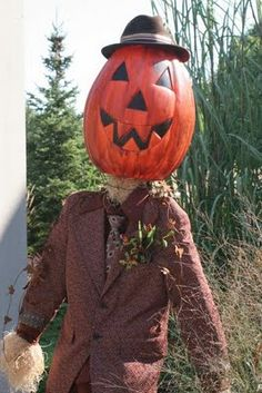 Scarecrows on Parade at the Minnesota Landscape Arboretum