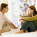 Talking About Love - How to Teach Your Daughter Relationship Lessons - Good Housekeeping