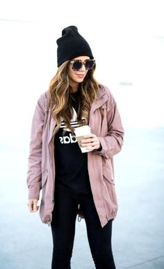 26 Trendy Winter Outfits for Women - Pinmagz Winter Fashion Casual, Cold Weather Fashion, Winter Outfits Women, Casual Winter Outfits, Fall Fashion, Outfit Winter, Winter Dresses, Winter Wear, Winter Style