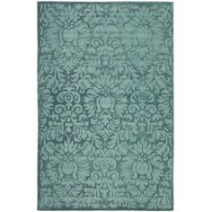You'll love the Jonson Hand-Hooked Gray/Blue Area Rug at Wayfair - Great Deals on all Rugs products with Free Shipping on most stuff, even the big stuff.