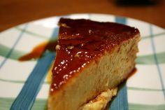 A perfect slice of flan | Flickr: Intercambio de fotos