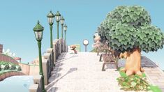 Animal Games, My Animal, Acnl Paths, Motif Tropical, Animal Crossing Guide, Motifs Animal, Night Vale, River Walk, Island Design