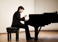 Behzod abduraimov plays piano in tchaikovsky s first piano concerto