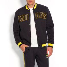 Casaco teddy Adidas