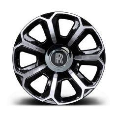Dark Mist RR Alloy Wheel by Kahn Design