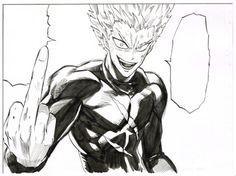 One Punch Man - Garou