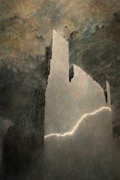 Tribute to Zdzislaw Beksinski - VISIONARY ART GALLERY