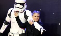 13 Times Carrie Fisher Let Her Unique Sense Of Humor Shine Through The Darkness