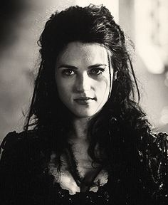 "BBC ""Merlin"" - Katie McGrath as Morgana- my gawd woman! She is just astoundingly beautiful in like every picture."