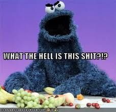 me and the cookie monster have alot in common hahah