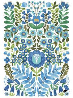 "Check out my @Behance project: ""Folk Floral Tea Towel Designs"" https://www.behance.net/gallery/46645357/Folk-Floral-Tea-Towel-Designs"