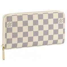 Louis Vuitton N60019 Zippy Wallet Louis Vuitton Damen Portemonnaie
