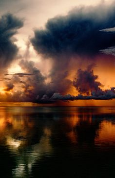"opticcvlture: "" Twilight Reflections by Jun Robato """