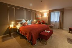 Menzies London Chigwell Prince Regent | Hotels in Chigwell | Four Star Accommodation | London | Menzies Hotels | Bedroom
