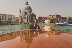 Destination Wedding in Venice at Palzzo Cavalli by Wedding Photographer Venice Italy - Full Post: http://www.brideswithoutborders.com/inspiration/an-intimate-destination-wedding-in-venice