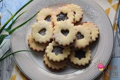 Zdjęcie: Ciasteczka budyniowe - najlepsze Muffin, Cookies, Breakfast, Food, Crack Crackers, Morning Coffee, Biscuits, Essen, Muffins
