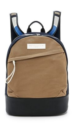 c9d08bc7b2 WANT Les Essentiels de la Vie Kastrup Backpack Baggage