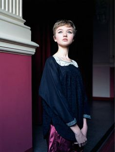 Philippa Bywater.