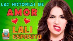 Las Historias de Amor de Lali Esposito 💔💔 Novios de Lali - YouTube