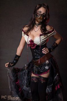 Steampunk #Provestra #Skinception #coupon code nicesup123 gets 25% off