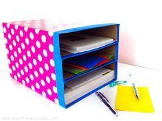 Mamá, estudiante y ama de casa (a la vez): 4 tips para organizar tu casa para la vuelta al cole (y durante todo el curso)