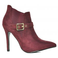 PK097-8516 Booty, Ankle, Shoes, Fashion, Moda, Swag, Zapatos, Wall Plug, Shoes Outlet
