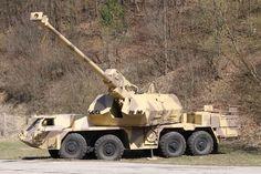 152mm SpGH DANA | 152mm SpGH DANA howitzer