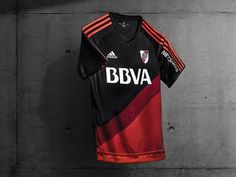 Terceira camisa do River Plate 2015-2016 Adidas
