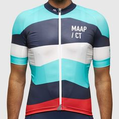 The Échappée Jersey - a MAAP/ Cycling Tips Collaboration