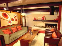 Before and After: Asian-Inspired Makeover : Archive : Home & Garden Television