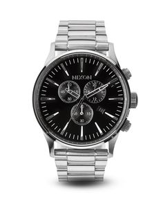 Nixon The Sentry Chrono Watch, 42mm