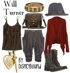 From Pirates of the Caribbean disney-fashion