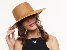 The Wide Brim Sunflower Panama Hat