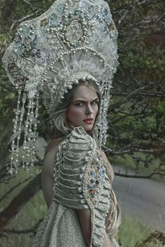 Costumes Agnieszka Osipa has a FB page and a... - Interlaced-Textile Arts