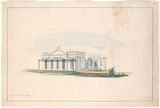 John Verge - architectural plans for houses, 1832-1837 - Version details - Trove