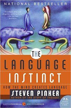Amazon.com: The Language Instinct: How the Mind Creates Language (P.S.) (9780061336461): Steven Pinker: Books