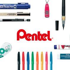 ボールペン、シャープペン、くれよん、絵の具、マーカー、修正具などの文具メーカーぺんてる株式会社。商品情報やおすすめ情報を提供しています。