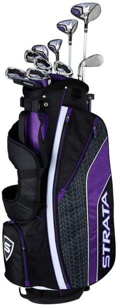 Mens Golf Clubs, Used Golf Clubs, Golf Clubs For Sale, Best Golf Club Sets, Best Club, Callaway Strata, Dubai Golf, Golf Stand Bags, Golf 2